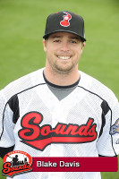 Nashville Sounds - Blake Davis