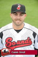 Nashville Sounds - Caleb Gindl