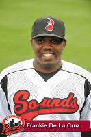 Nashville Sounds - Frankie De La Cruz