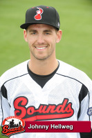 Nashville Sounds - Johnny Hellweg