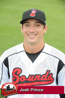 Nashville Sounds - Josh Prince
