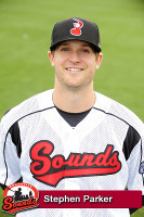 Nashville Sounds - Stephen Parker