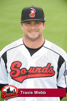 Nashville Sounds - Travis Webb