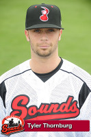 Nashville Sounds - Tyler Thornburg