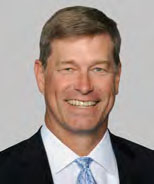 Titans general manager Ruston Webster