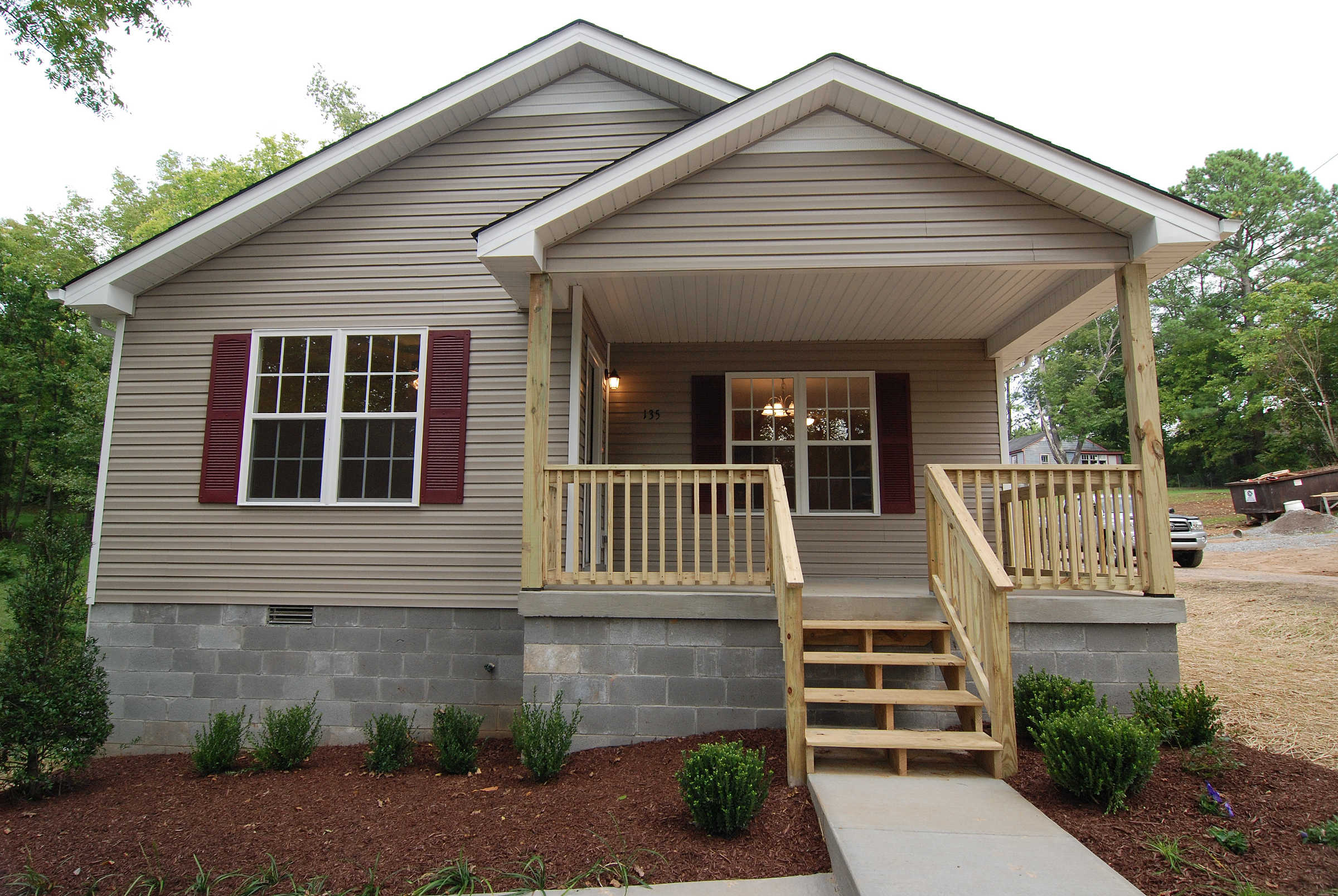 Pictures of habitat homes