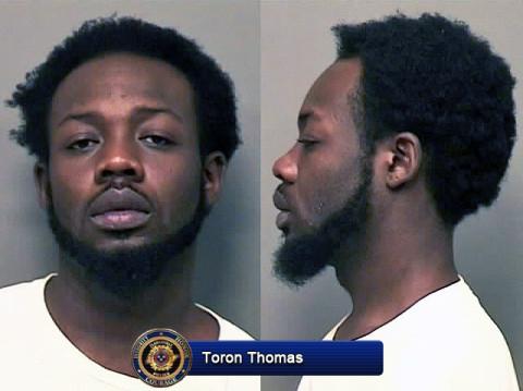 Toron Thomas