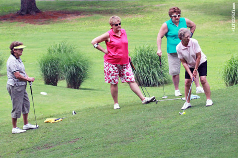16th Annual APSU Ladies Golf Tournament was held Wednesday, May 22nd. (Courtesy: Brittney Sparn/APSU Sports Information)