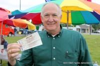 Buddy Shorar won a pair of Nashville Sounds Tickets