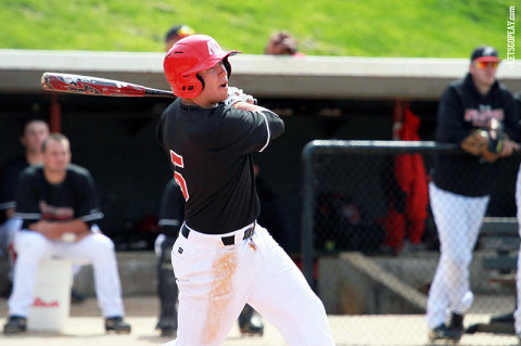 OVC Player of the Year Craig Massoni will lead the Govs into the postseason, beginning Thursday at the OVC Baseball Championship. (Courtesy: Brittney Sparn/APSU Sports Information)