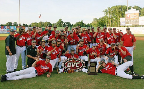 Austin Peay won its sixth OVC Tournament Championship Saturday. (Ohio Valley Conference)