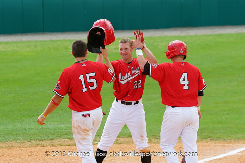 The Austin Peay Governors won 12 consecutive games to earn a second place finish in the OVC Regular Season Standings and a first round bye in the OVC Tournament.