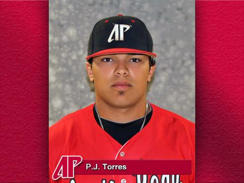 APSU's P.J. Torres