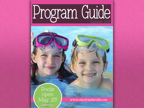 Clarksville Parks and Recreation Program Guide - Summer 2013