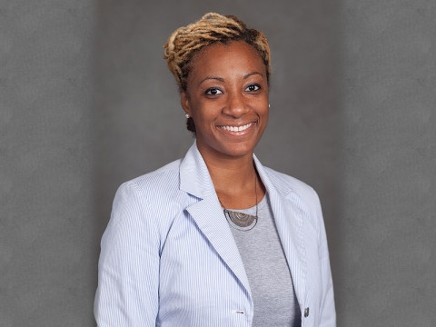 Austin Peay Professor Dr. Sheena Harris