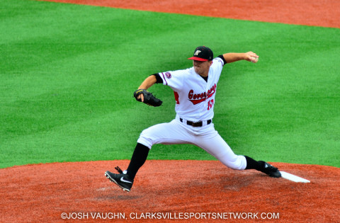 APSU Baseball. (Josh Vaughn - Clarksville Sports Network)