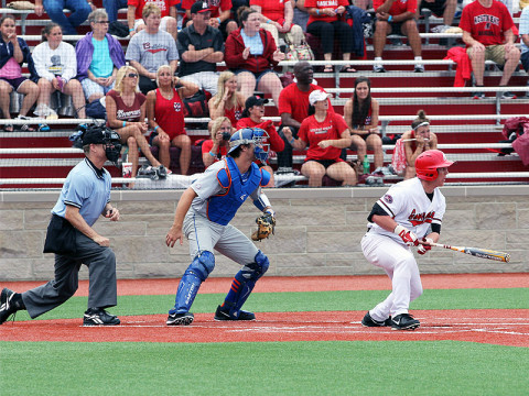 APSU's Jordan Hankins. (Lisa Kemmer - Clarksville Sports Network)