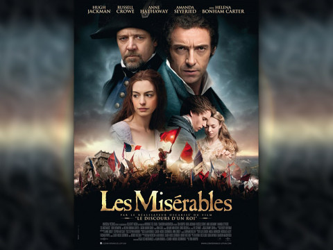 Movies in the Park to show Les Miserables June 1st