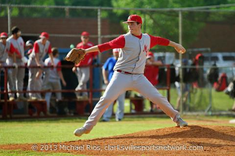Montgomery Central High School's baseball