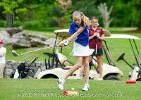 Richview Girls Golf Team - Kallie Robertson