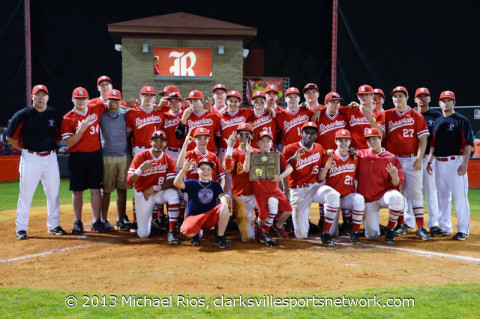 Rossview High School District Champions