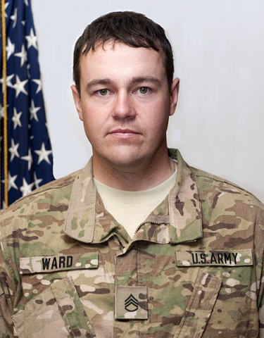 Staff Sergeant Christopher Michael Ward