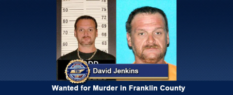 Wanted Fugitive David Jenkins