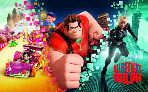 Wreck-It Ralph at Movies in the Park Saturday, May 11th