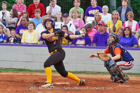 Clarksville High School Softball vs. Dickson County High School