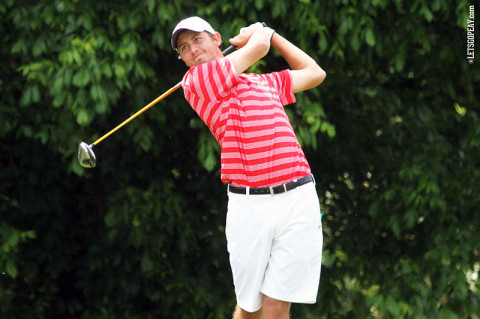 APSU's Dustin Korte. Austin Peay Men's Golf. (Courtesy: Austin Peay Sports Information)