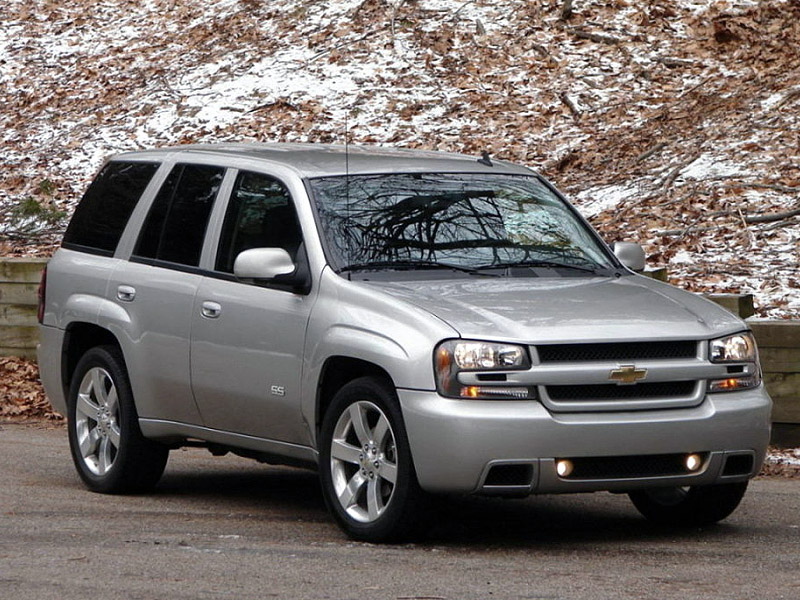 2007 Chevrolet Trailblazer Is One Of The Models Being Recalled