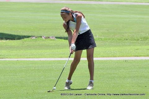2013 Hank Miles Junior City Amateur at Swan Lake Golf Course.