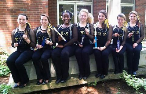 2013 Kenwood High School Dance Team