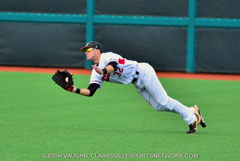 APSU Baseball. (Josh Vaughn - Clarksville Sports Network)