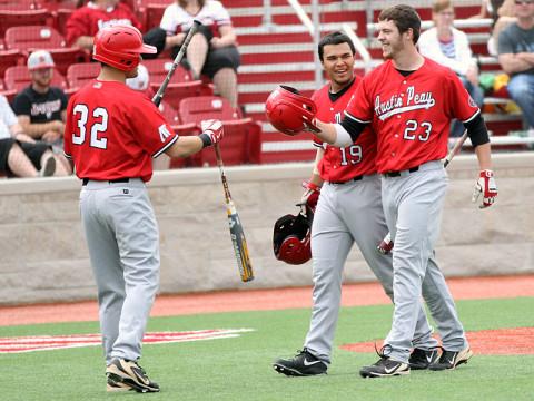 Austin Peay Baseball. (Lisa Kemmer - Clarksville Sports Network)