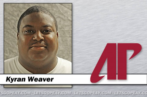 Austin Peay State University Football hires Kyran Weaver as new linebackers coach. (Courtesy: APSU Sports Information)