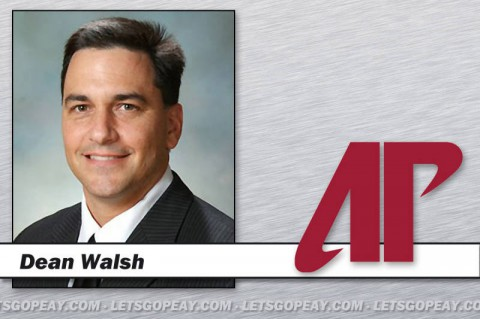 Austin Peay Women's Basketball adds Dean Walsh to coaching staff. (Courtesy: APSU Sports Information)