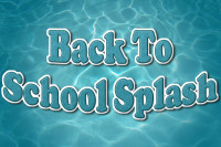 Clarksville Parks and Recreation's Back to School Splash
