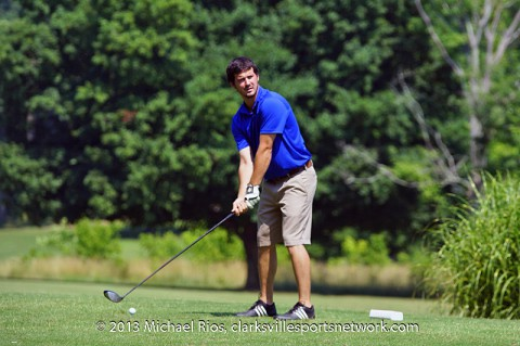 Bud-Light Two Man Scramble at Swan Lake Golf Course. (Michael Rios - Clarksville Sports Network)