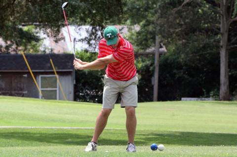Commanding General's Golf Tournament. (Bill Larson - Clarksville Sports Network)