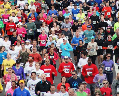 Go Commando Half Marathon & 5k