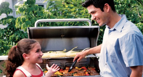Practice Food Safety while cooking out this 4th of July.