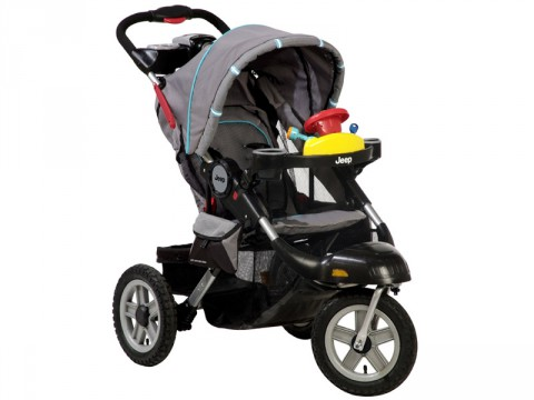 Jeep Liberty Stroller recalled by Kolcraft.
