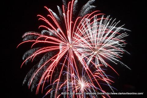 June Boom Fireworks Celebration
