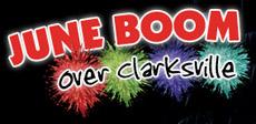 June Boom over Clarksville