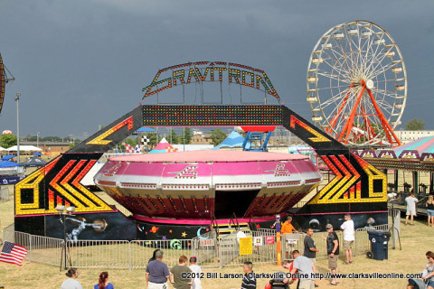 MWR Independence Carnival