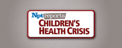 NPT reports Children's Health Crisis