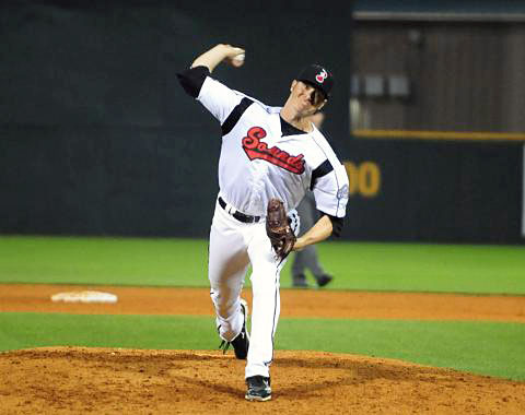 Nashville Sounds Baseball. (Mike Strasinger - Nashville Sounds)