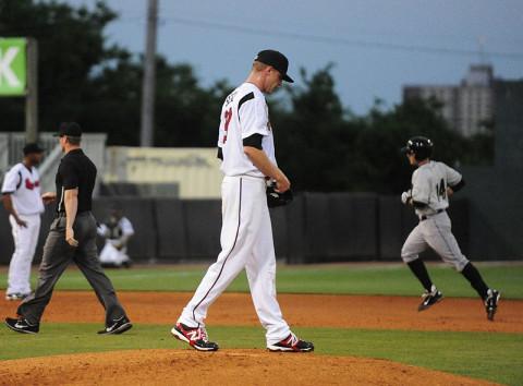 Nashville Sounds Baseball. (Mike Strasinger - nashvillesports.net)