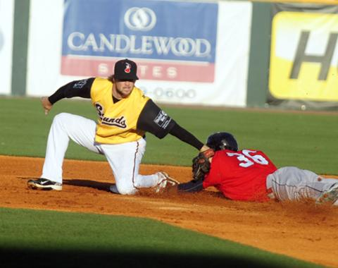 Nashville Sounds Baseball. (Mike Strasinger / Nashville Sounds)